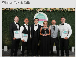 Groomswear Retailer of the Year 2018