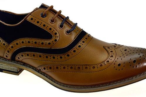Ethan Tan/ Navy Shoe