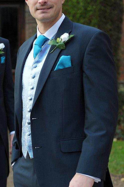 Navy Classic Wedding Suit