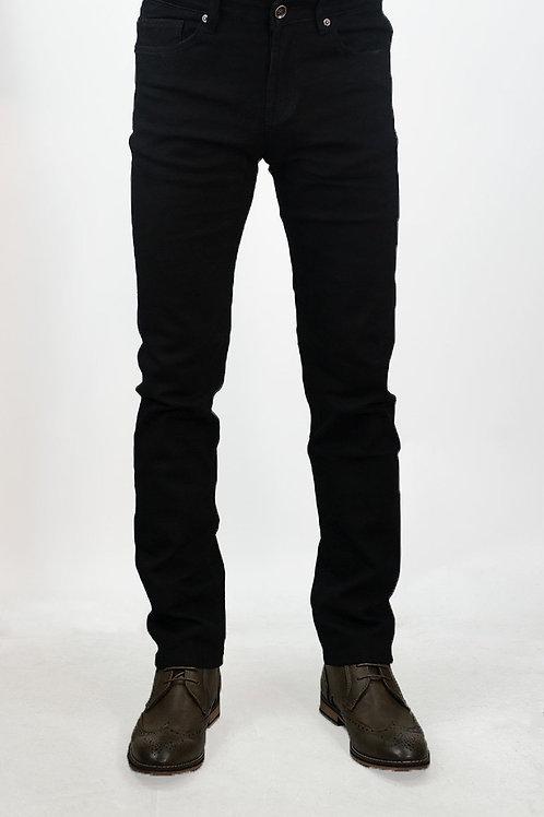 Cavani Milano Black Stretch Jeans
