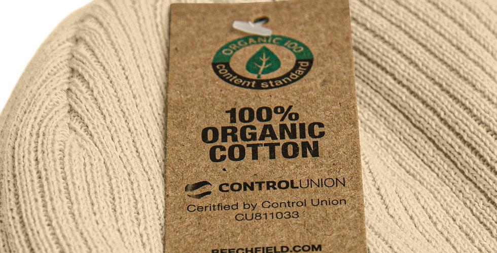 Organic BA beanie