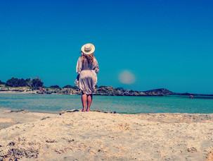Europas strandperle på Kreta