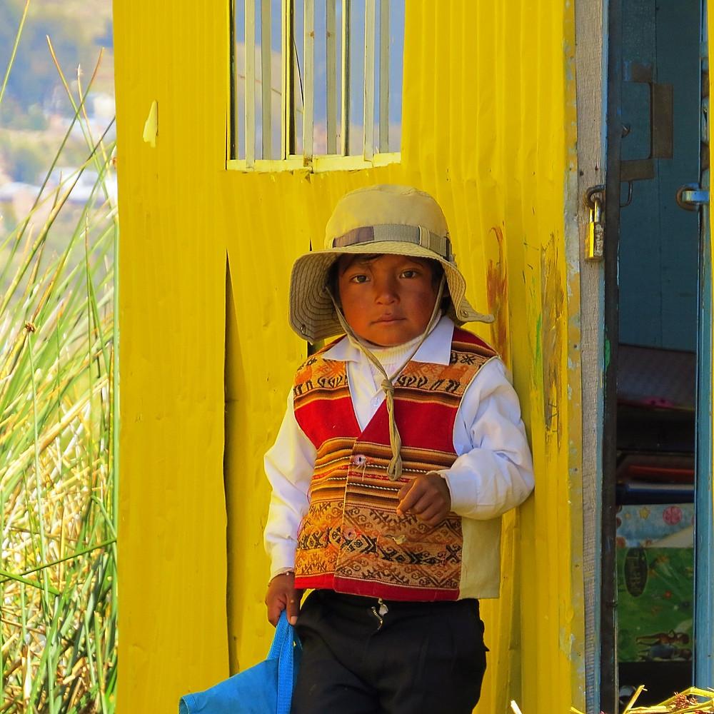 Min lille venn fra Titicaca