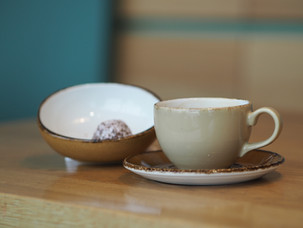 Her drikker du kaffe på Gardermoen!