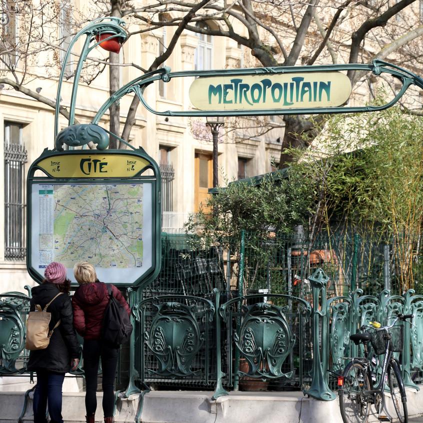 Romatiske Paris