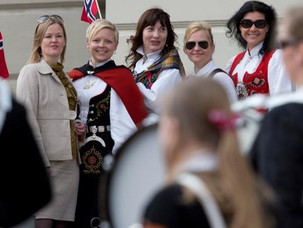 Celebration of National Day in Norway