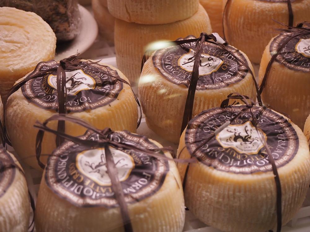 Italien cheese