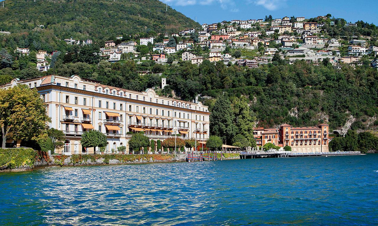 Villa d'Este byLake Como