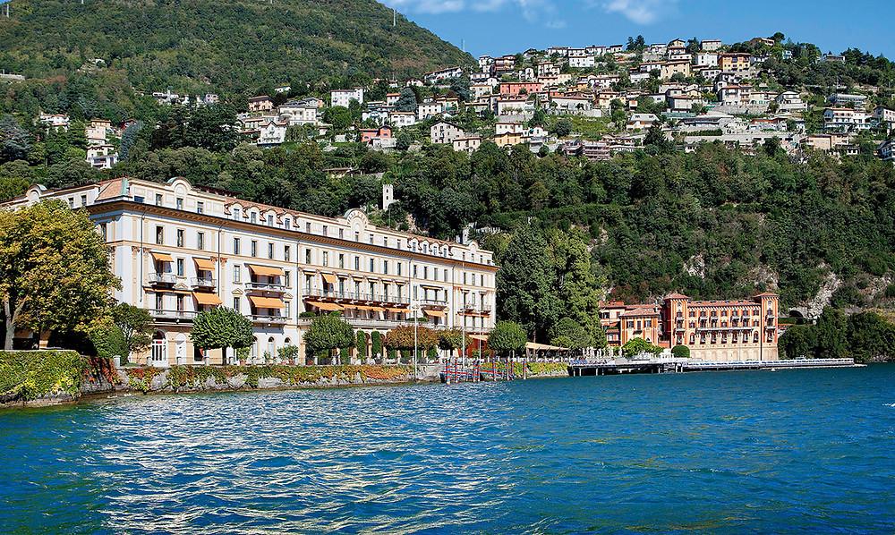 Villa d'Este by Lake Como