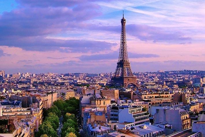 The Ritz in Paris
