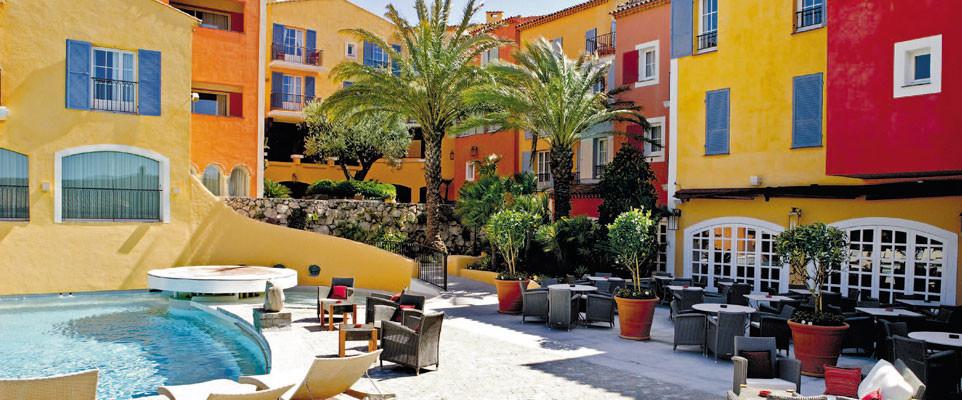 Hotel Byblos in St. Tropez