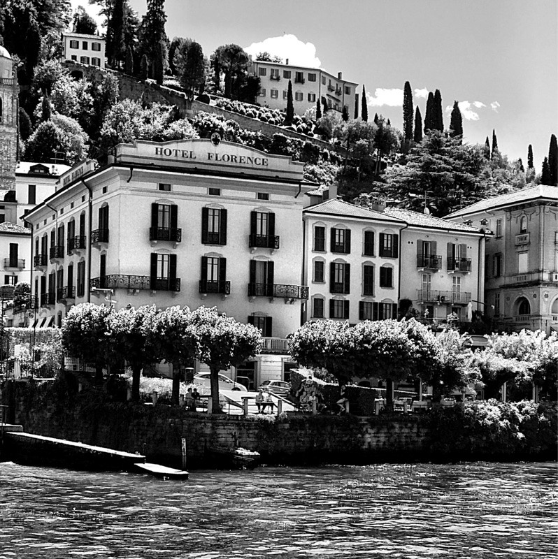 Hotel Florence by Lake Como in Italy