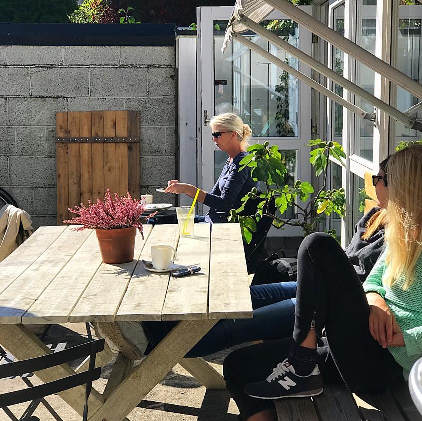 Sommer og sol i Kristiansand