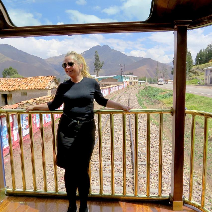 Luksustog i Peru