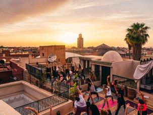 Marrakech - ferie med mening!