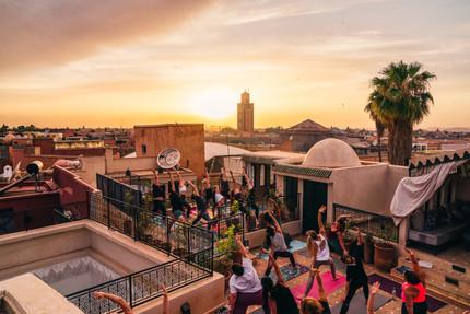 marrakech  ferie med mening