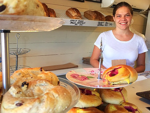 Homemade pastries in Vestfold