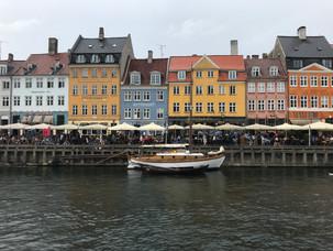 Kaffepause i København