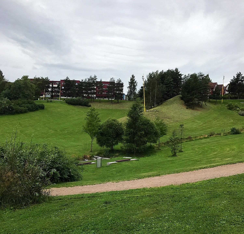 Verdensparken at Furuset