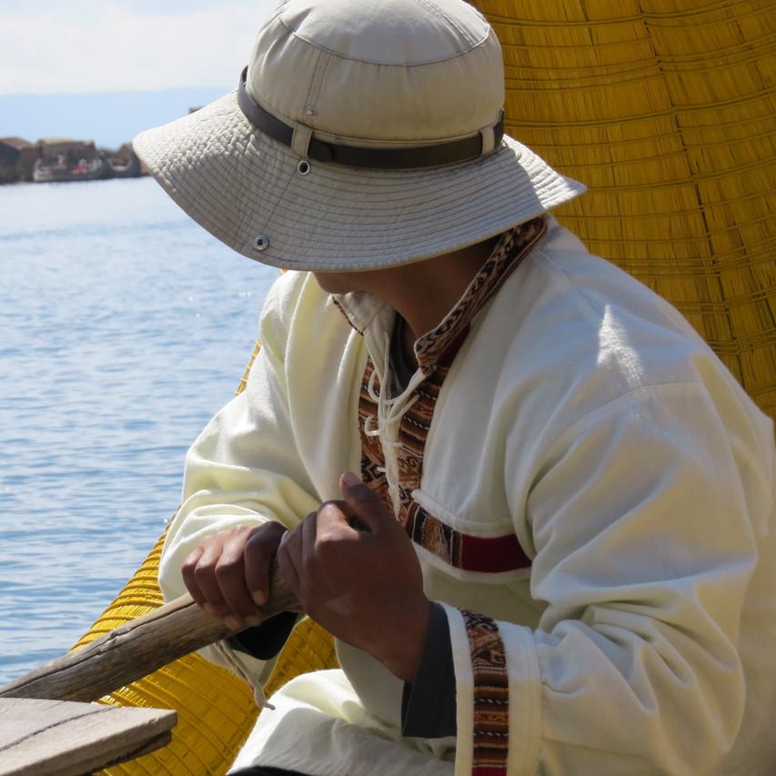 Titicacasjøen