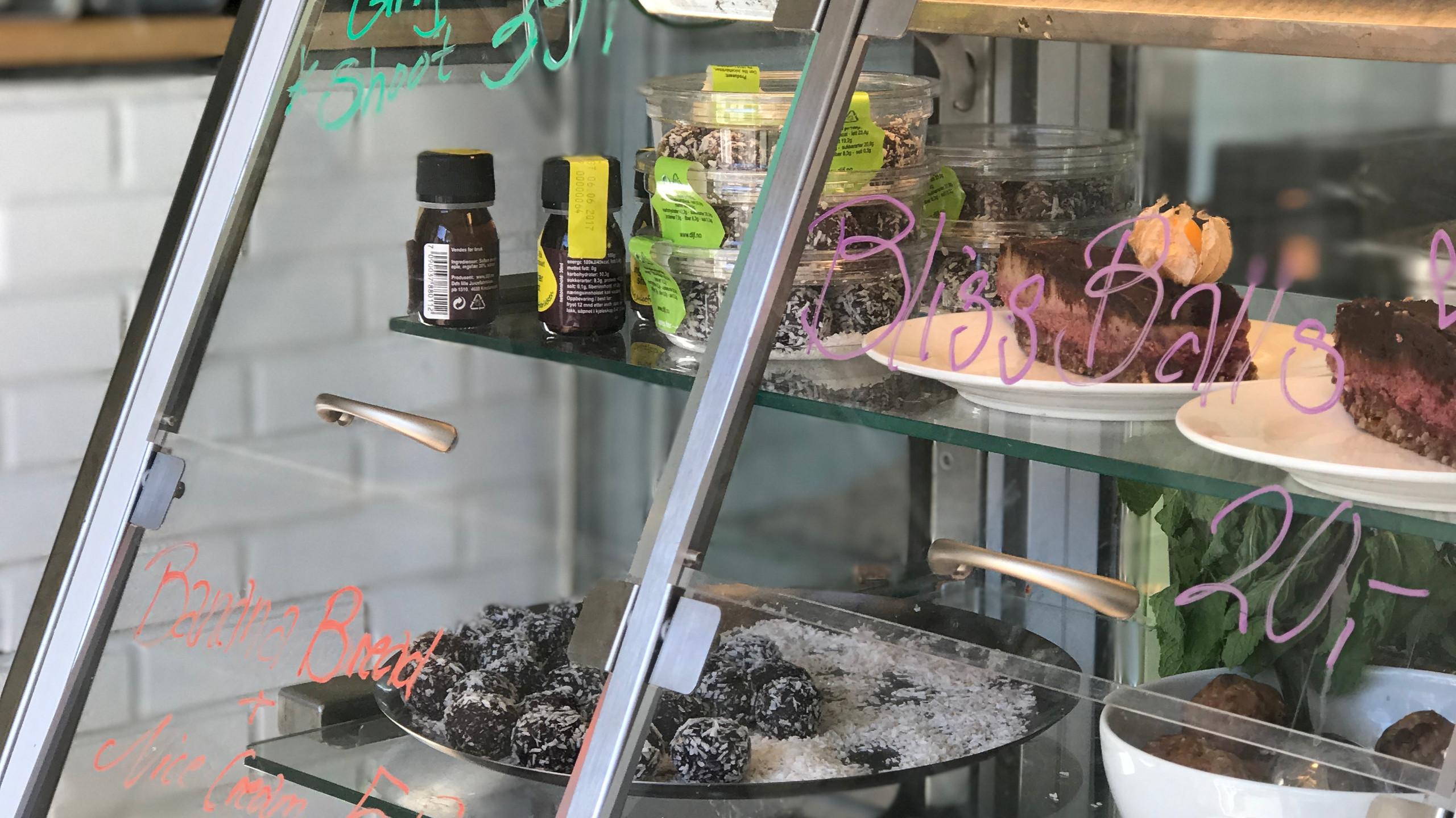 Veganske kaker
