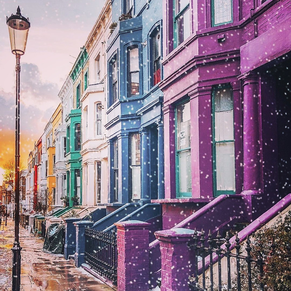 I looooove London