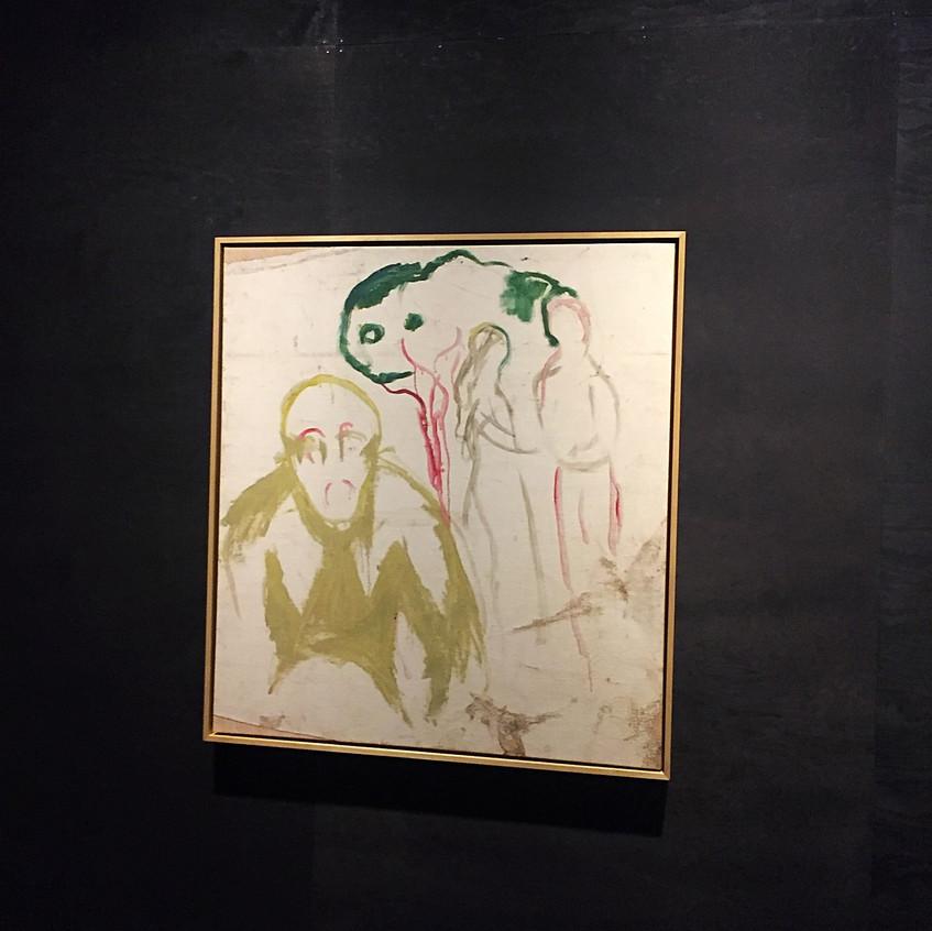 Munch meets Knausgård