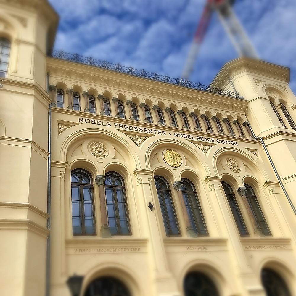 Nobel Piece Center in Oslo