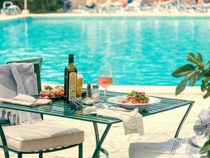 Matmekka på Korsika