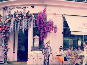 Peggy Porchen cakes in London