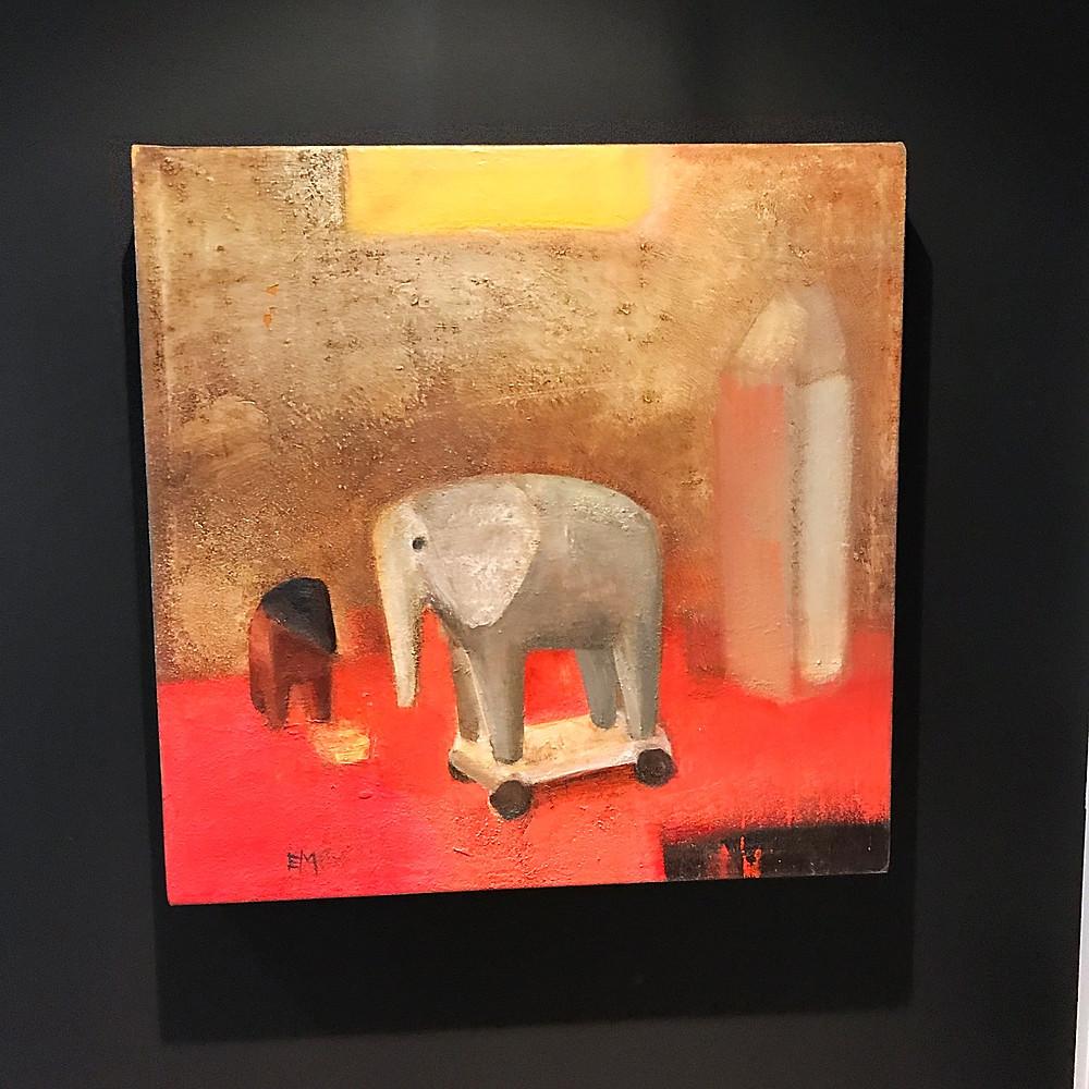 """Evelyn Melsom """"Per lille elefant"""""""