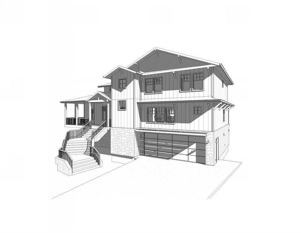 Carriage House - Modern Farmhouse