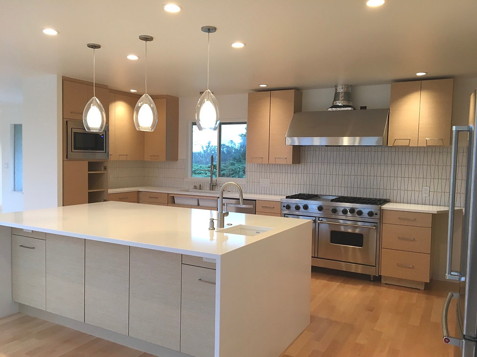 A kitchen modernization with 1960 twist