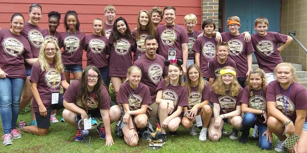 Oakwood Camp- July 12-16