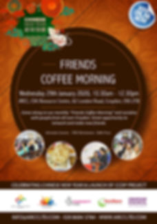 Friends Coffee Morning