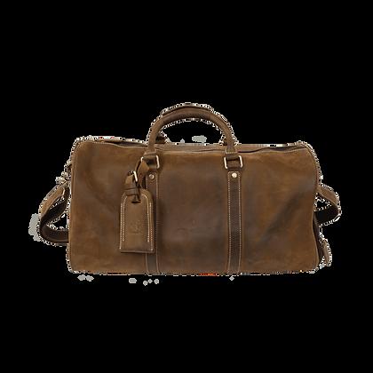 Rayvolt nahkainen matkalaukku