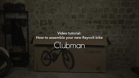 Rayvolt Bike - Beachin Assembly Tutorial