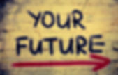 Your future w/arrow