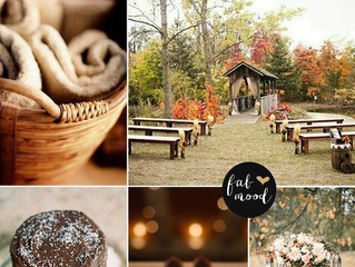 Budou mít podzimní svatby stále své kouzlo?