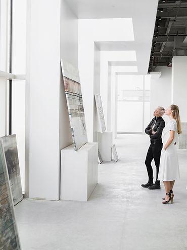 Art Gallery Open Space