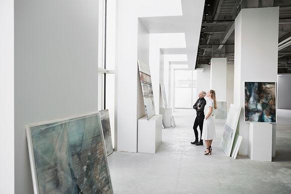 Espace Art Gallery Ouvrir