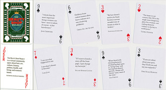 2016: Beauty Shop Project playing cards