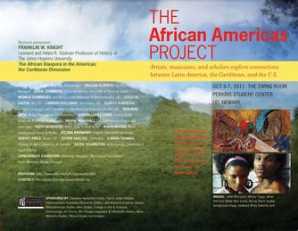 2011: African Americas Symposium