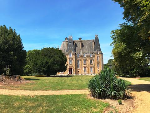 Mariage d'Audrey & Jean @ Château de Montbraye @ Parigné-l'Évêque (72250). Remerciements