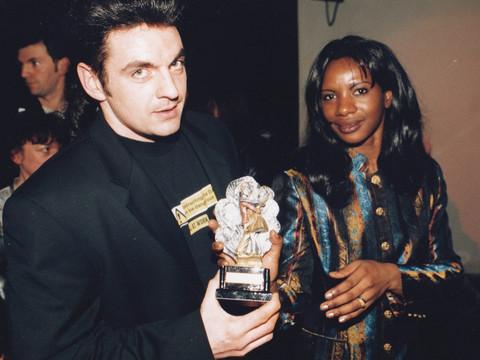 Trophée - Platines d'or 1996 @ La loco @ Paris (75018) - Top 8 (Classement des dix meilleurs DJ'