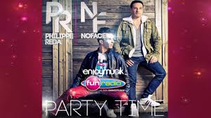 PHILIPPE REDA Feat NOFACE Party time
