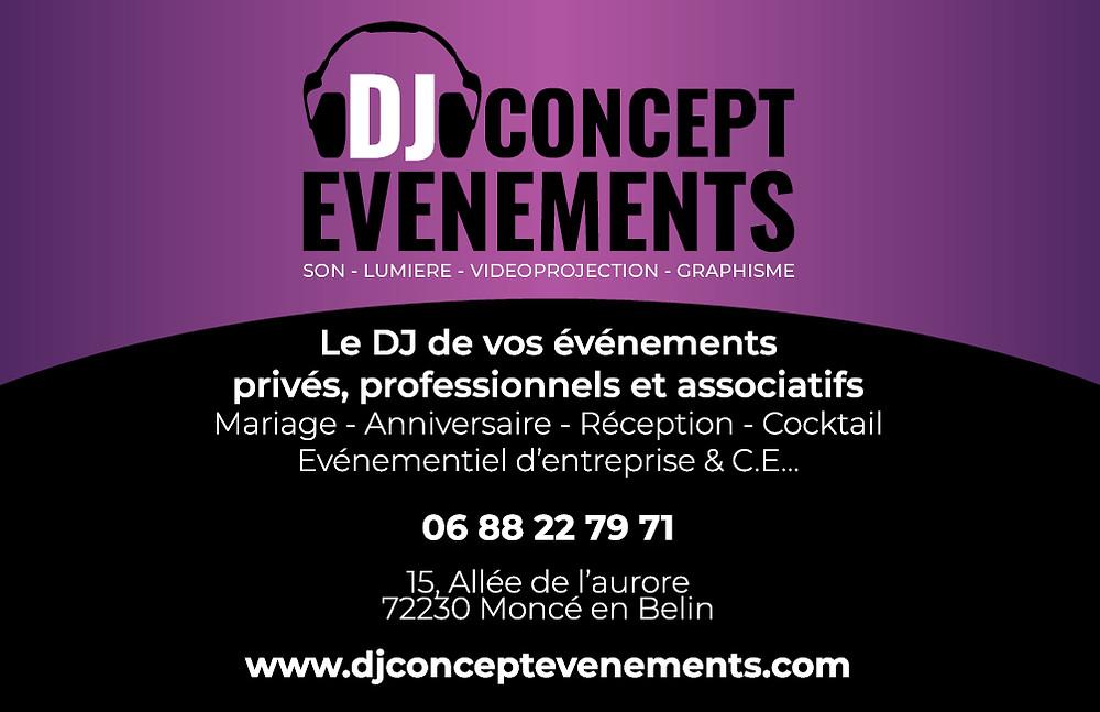 DJ Laigné en Belin