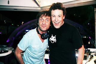Avec Joachim Garraud