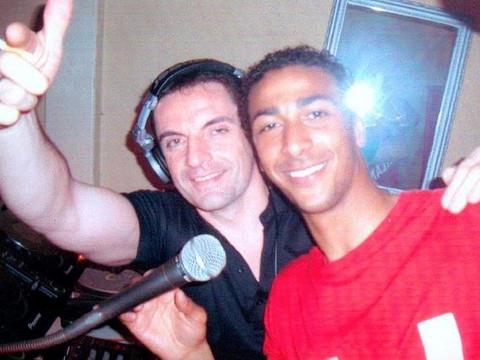 DJ set @ VIP Party avec James