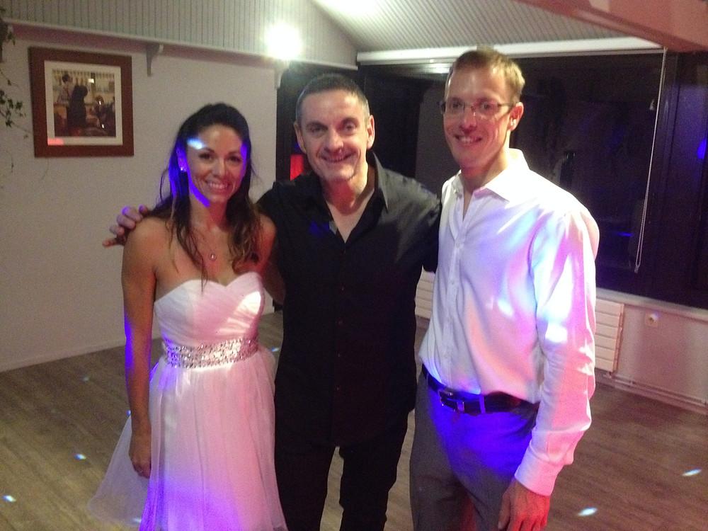 DJ Anniversaire de mariage